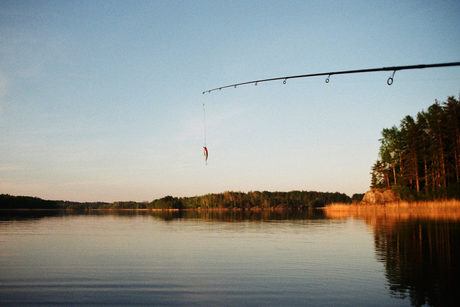 northern ontario fishing
